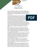 Edgar Allan Poe-El Cuervo