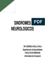Sx Neurológicos