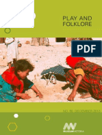 Play and Folklore No60 Dec 2013