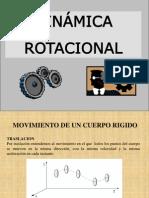 9 dinamica rotacional