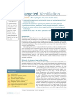 Volume Target Ventilation