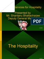 Quality Services for Hospitality