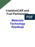 Materials Team Technical Roadmap