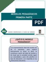 ANEXO 1 MODELOS PEDAGOGICOS