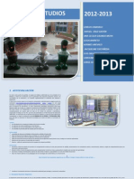 Plan Estudios Informatica