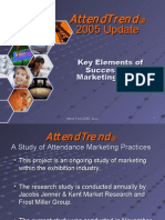 Attend Trend MKT Plans
