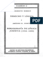 Bobbio, Norberto - Derecho y Logica - Unam - 1ed - 1965 - 61