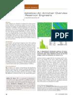 Practical Geostatistics—An Armchair Overview