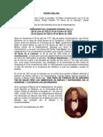 Biografia de Los Proceres de Guatemala