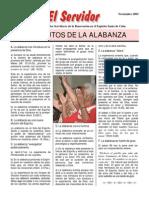 61serv200311 - Los Frutos de La Alabanza