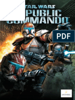 Star Wars Republic Commando Manual