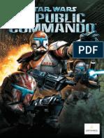 Star Wars Republic Commando Manual