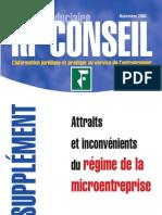 microentreprise