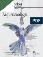 2006 Un Paleoambiente Visto A Través De Las Tuzas. Valadez, Perez & Rodriguez