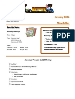 2014.01.Newsletter With Forms
