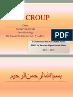 presentasi sindrom croup