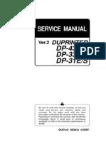 Dp43 31s e Service Ver2