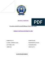 Final Report GSM ROB
