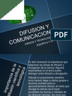 DIFUSION Y COMUNICACION.pptx