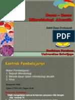 kuliah 1 Sejarah Mikrobiologi