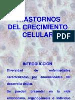 Trastorn o Scre Cimiento Celular