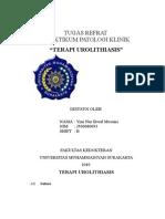 TERAPI UROLITHIASIS RFERAT