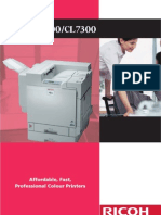Affordable, Fast, Professional Colour Printers