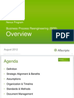 Nexus BPR Overview Aug-2012