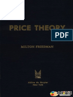 Milton Friedman - Price Theory