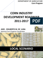 Corn Roadmap 2011-2017