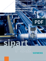 Siemens Sipart Smart Positioner2