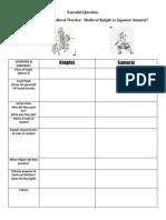 knights-vs-samurai-graphic-organizer 1