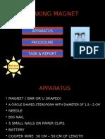 Praktikum Membuat Magnet English