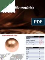 Bioinorganica Del Cobre