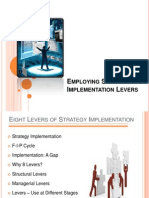 4 Strategy Implementation 8 Levers Final