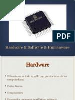 Hardware & Software & Humanware