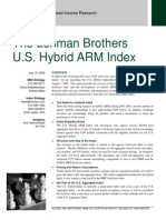 Lehman ARM Index