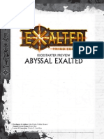 EX3 Abyssals Preview