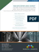Software Defined Data Center (SDDC) Market