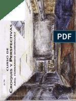 Curso de Croquis y Perspectiva-fernando Dominguez