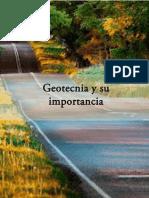 Geotecnia y Su Importancia