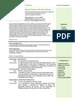 Curriculum Vitae Febrero 2013