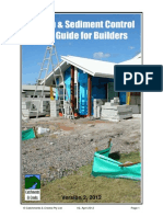Erosion & Sediment Control Field Guide for Builders Print
