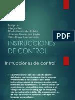Ejemplo de Instrucciones de Control 2