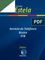 Combo Estela STB 0608