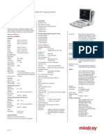 DP-50 Technical Specifications