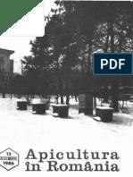 Apicultura in Romania Nr. 12 - Decembrie 1986