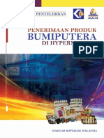 Penerimaan Produk Bumiputera Di Hypermarket