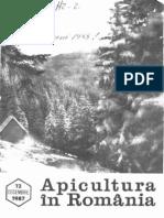 Apicultura in Romania Nr. 12 - Decembrie 1987