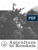 Apicultura in Romania Nr. 9 - Septembrie 1987